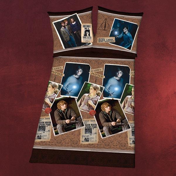Mit Harry Potter Bettwäsche Aus Der Muggelwelt Träumen