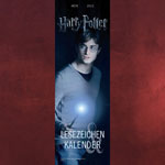 Harry Potter Postkartenkalender 2012